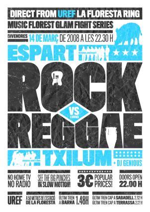 La UREF acull aquest divendres un concert d'Espart i Txilum