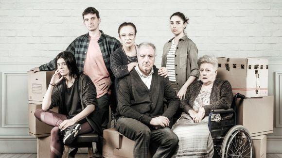 El Teatre-Auditori aborda els conflictes familiars amb 'Humans'