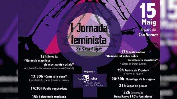 La 1a jornada feminista del col·lectiu Hora Bruixa tindrà lloc aquest diumenge al parc de Can Vernet