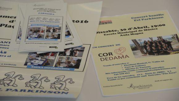 Sant Cugat commemorarà el Dia Mundial del Parkinson amb una jornada d'activitats i un concert benèfic