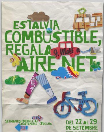 La Setmana de la Mobilitat Sostenible arriba avui amb molta oferta esportiva