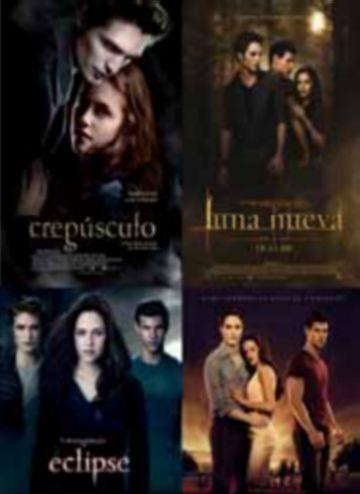 Els cinemes santcugatencs projecten les quatre pel·lícules de la saga 'Crepúsculo'