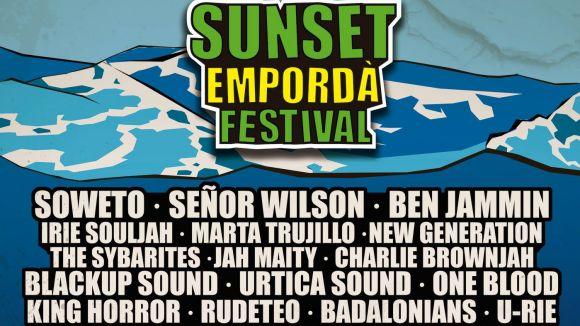 El Sunset Empordà Festival, amb accent santcugatenc, a finals d'agost a Palamós