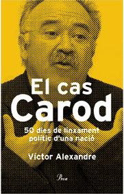 Jordi Carbonell i Vicent Partal també participaran a la presentació, que es farà a La Unió el 16 de novembre