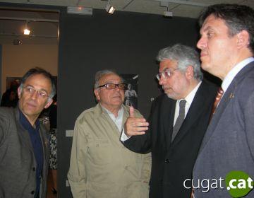 La Casa Aymat acull un homenatge a la trajectòria de Josep Pla-Narbona