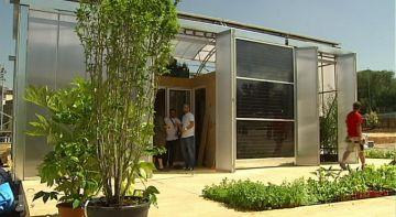 L'ETSAV presenta un nou habitatge sostenible al saló Construmat