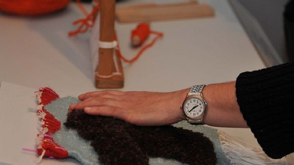 La Casa Aymat renova la seva exposició permanent del món del tapís