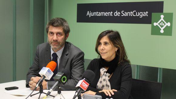 L'equip de govern destinarà part dels diners demanats a l'AMB per asfaltar la Floresta