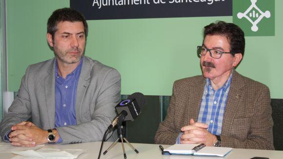 Pere Casajoana assumirà la presidència del consell de barri de Centre-Est
