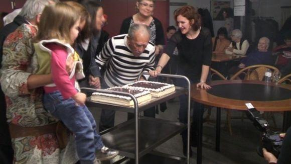 La residència Santa Rosa celebra 22 anys al servei de la gent gran