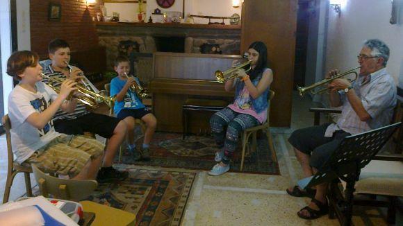 L'Estudi de Música Jaume Fàbregas clou el curs amb un concert