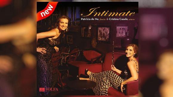 Patrícia de No i Cristina Casale presenten avui el seu nou disc, 'Intimate'