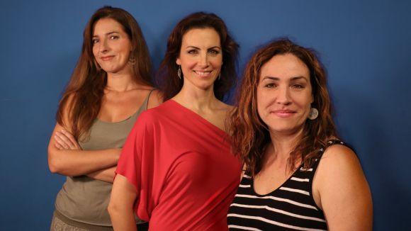 Patrícia de No, Cristina Casale i Jéssica Sotodossos