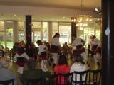 El ball de bastons, una de les activitats de la Setmana