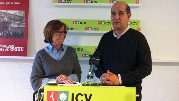 ICV Sant Cugat es prepara per a l'Assemblea Nacional de l'abril