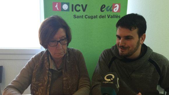 ICV-EUiA vol que es debati la tarifació social en els preus públics