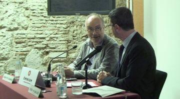 Casasús: 'El futur de Catalunya passa per tenir més quotes de sobirania i emancipació'