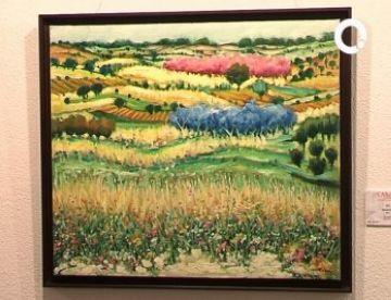 La Sala Rusiñol recorda l'artista Jesús Casaus en el 24è aniversari de la galeria