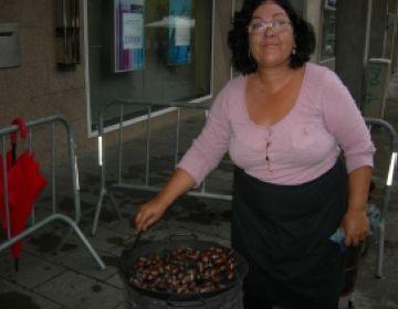 Caiguda de les vendes de castanyes a causa de la crisi econòmica i del temps