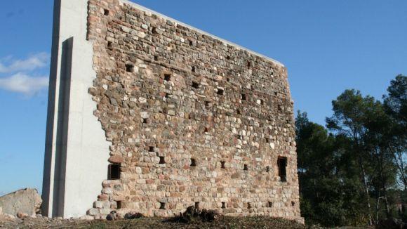 L'EMD vol adaptar el Castell de Canals perquè aculli activitats culturals