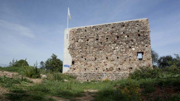 El concerts tenen lloc a l'entorn del castell de Canals / Foto: EMD de Valldoreix