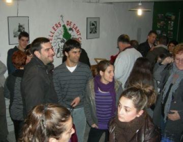 Els Gausacs celebren el 15è aniversari de la colla