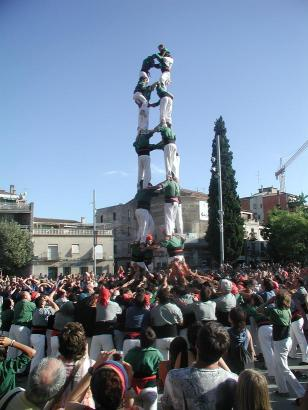 Els socis dels Castellers reafirmen el seu suport a la junta