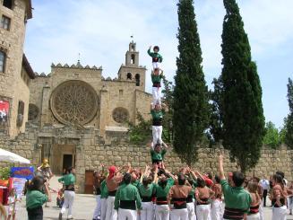 Castellers de Sant Cugat inauguren la nova seu aquest cap de setmana