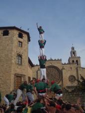 Els Castellers preparen un cap de setmana intensiu