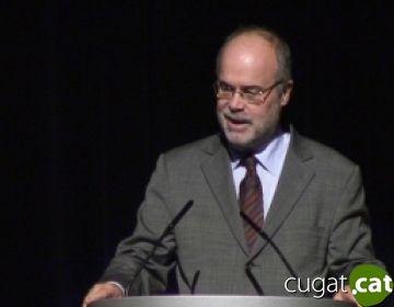 Antoni Castells: 'Sant Cugat és l'expressió del dinamisme del país'