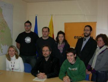 ERC insta els ciutadans a triar les condicions d'un futur pacte de govern