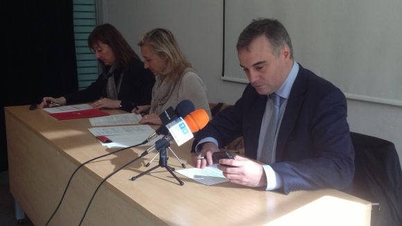 La dificultat de trobar feina fa que més santcugatencs estudiïn nivells alts de català