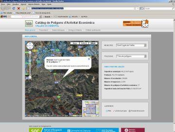 El Consorci per l'Ocupació elabora un Catàleg de Polígons d'Activitat Econòmica del Vallès Occidental