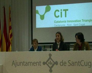 Sant Cugat assumeix la presidència del CIT apostant per la senyalització dels parcs d'empreses