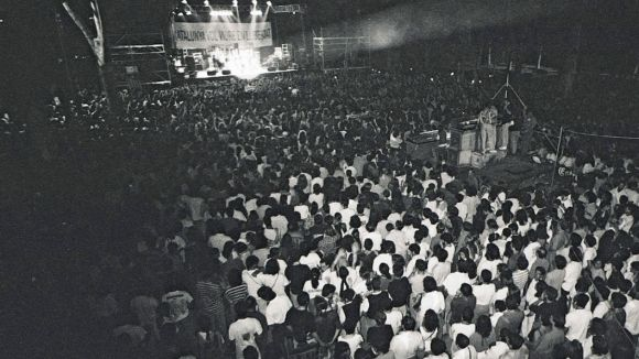 Girona rememora el concert de 1992