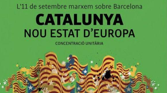 'Catalunya, nou estat d'Europa': els polítics parlen de la manifestació de l'11-S