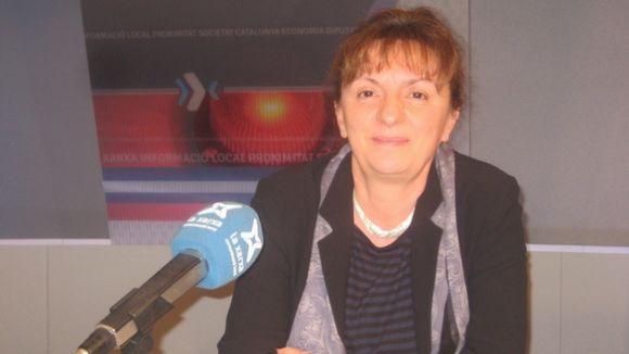 La directora del Sincrotró preferiria una nova infraestructura científica al Parc Alba