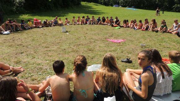 El CAU de la Floresta estrena nova seu al Centre Cívic Can Llobet