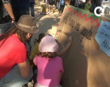 La festa de Sant Jordi de l'Agrupament Escolta reneix amb l'edició més participativa de la història