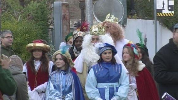Sant Cugat rebrà per primera vegada la visita de Reines Magues amb la cavalcada de la Floresta