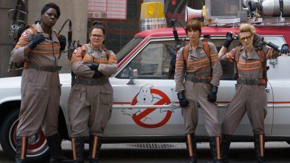 Els cinemes estrenen 'Caçafantasmes', 'Al final del túnel, 'Nerve' i 'El Caso Fischer'