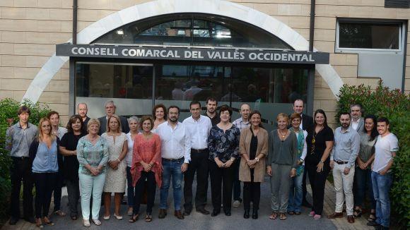 Sant Cugat s'incorpora al pla d'acollida per a refugiats del Consell Comarcal