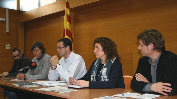 El Consell Comarcal tanca la crisi de govern amb un cartipàs sense l'Entesa