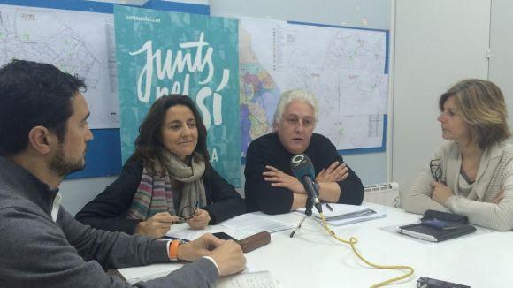 CDC de Sant Cugat reclama a ERC lleialtat als principis fundacionals de JxSí