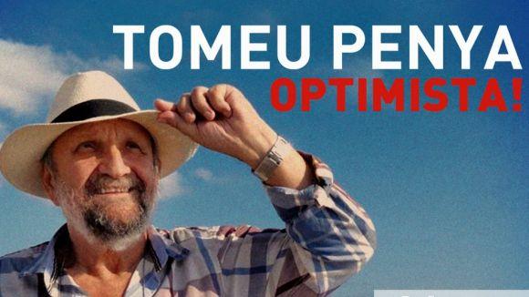 Tomeu Penya farà parada a Sant Cugat per presentar 'Optimista!', el seu nou disc