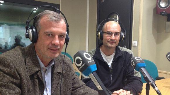 Joan Carles Pradell i Roger Badia