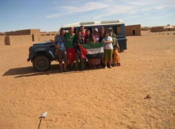La Coordinadora d'Entitats d'Educació en el Lleure recull material escolar i esportiu pel poble sahrauí