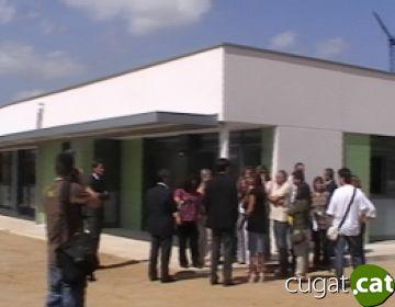 L'edifici de l'onzè CEIP, principal novetat del curs escolar d'enguany
