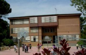 Edifici de l'escola la Floresta