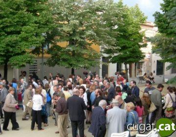 Ràdio Sant Cugat tanca la celebració dels 26 anys amb una festa a la plaça Pep Ventura